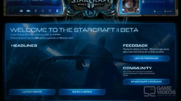 Battle.net se renueva y se prepara para la beta de Starcraft 2