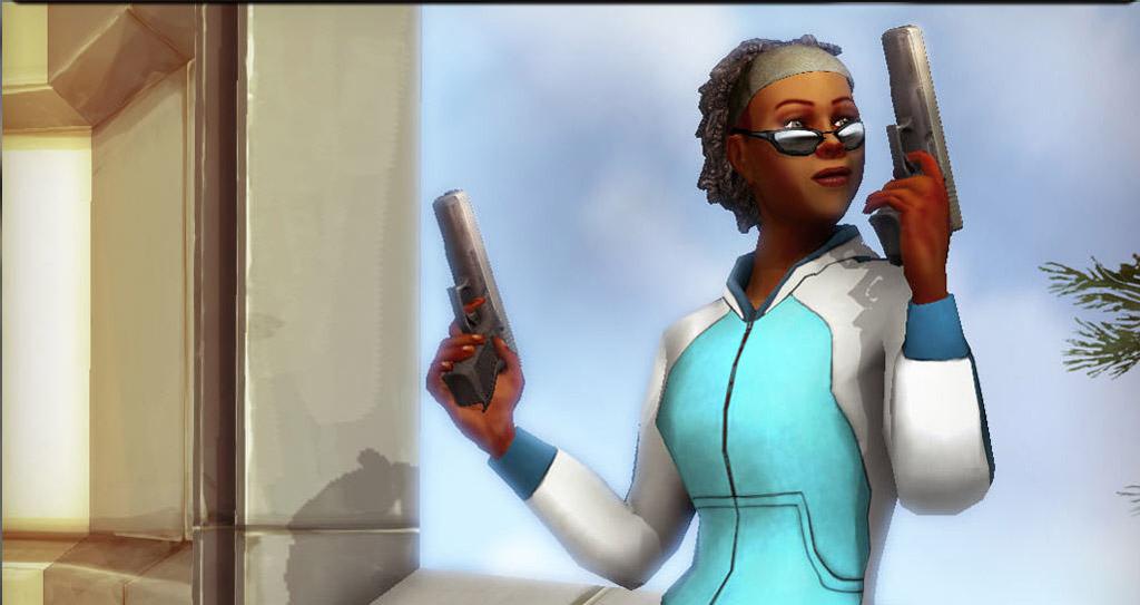 Anuncian nuevo juego FPS en 3D para Facebook: Brave Arms