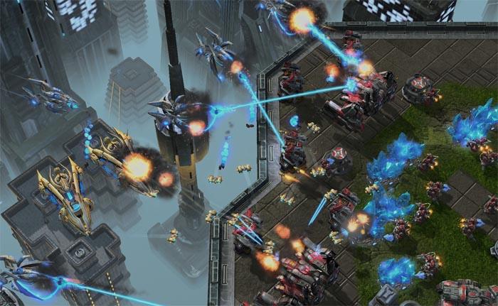 Hoy es el día del P***: Starcraft 2 Beta Multiplayer ha sido lanzado!! [BETA]