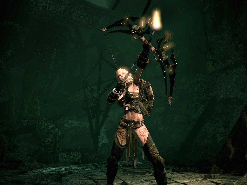Bethesda e inXile presentan su nueva joya: Hunted: The Demon's Forge [Screens]