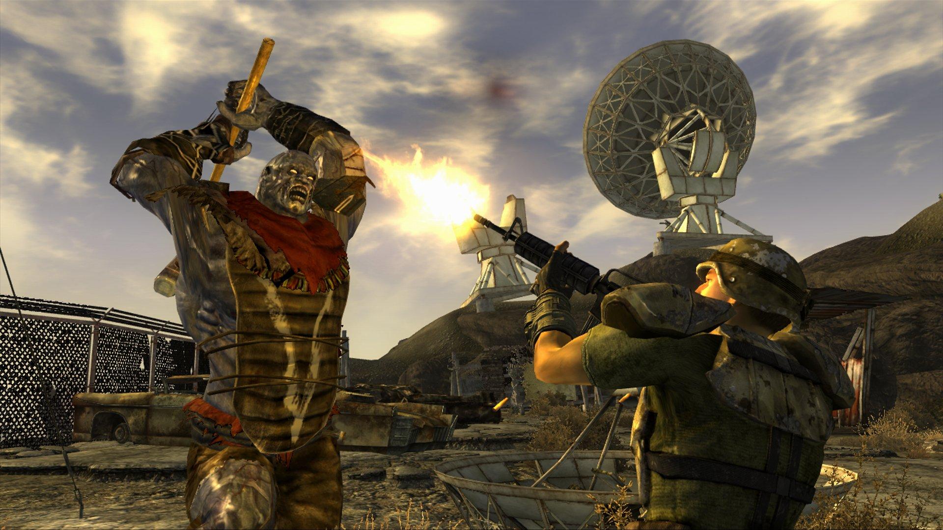 Primeras Screens de Fallout: New Vegas … y se ven raritas [Screenshots]
