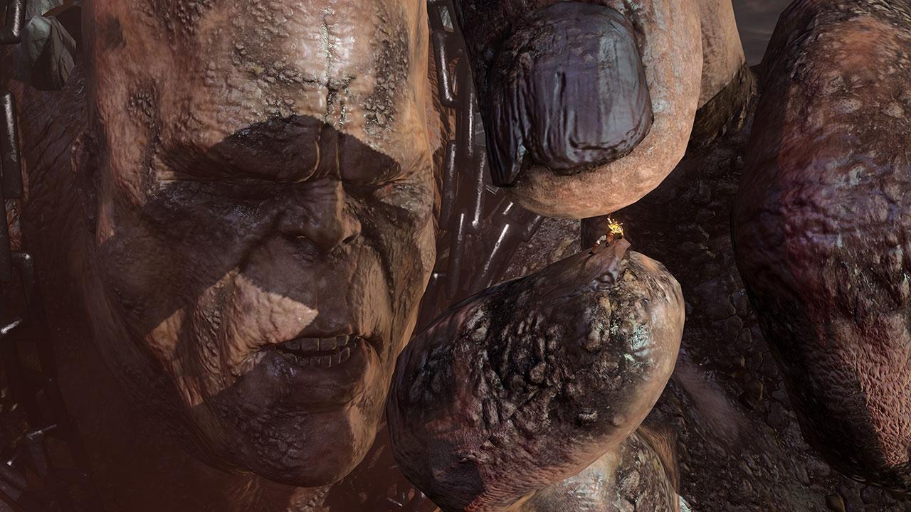 Nuevas screenshots de God of War III son demasiado épicas para ser vistas [Mega Galería]
