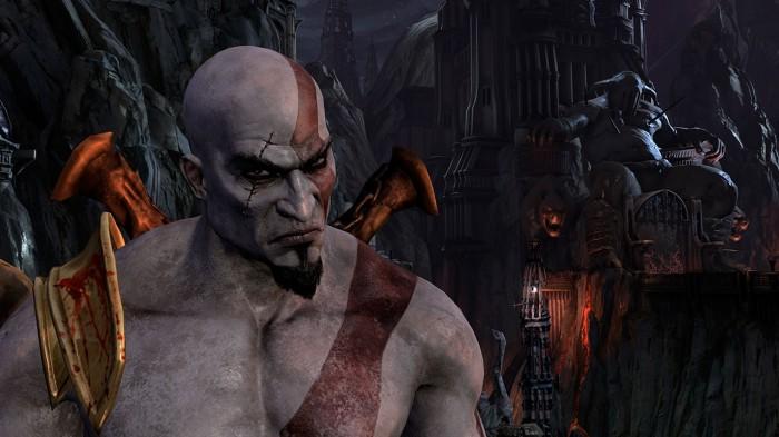 God of War 3 III