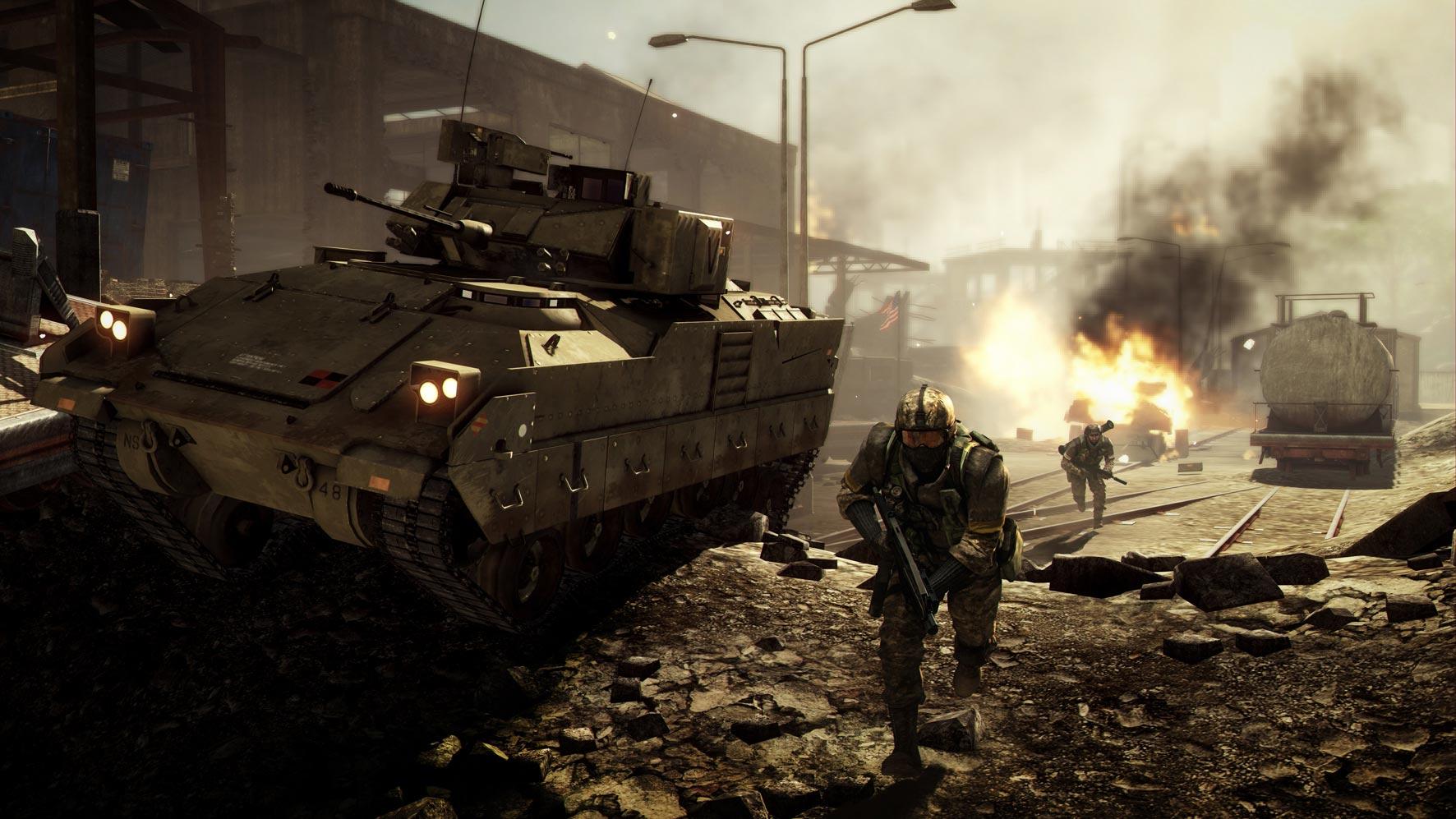Ya hay servidor de Battlefield: Bad Company 2 para la comunidad [Servidores]