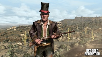 Red Dead Redemption Screenshots