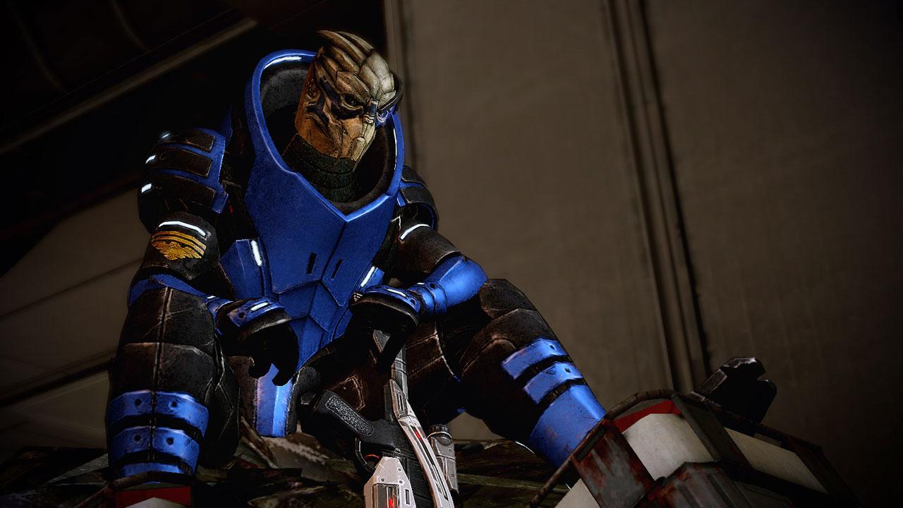 Mass Effect 2 nuevo DLC: Hammerhead muestra algo del gameplay [Video]