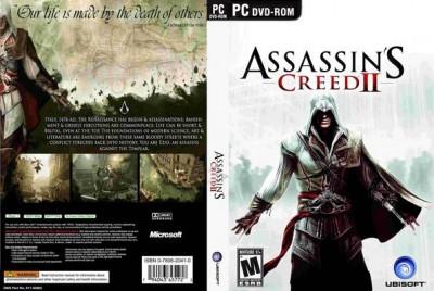 Tapa del Assassins Creed 2