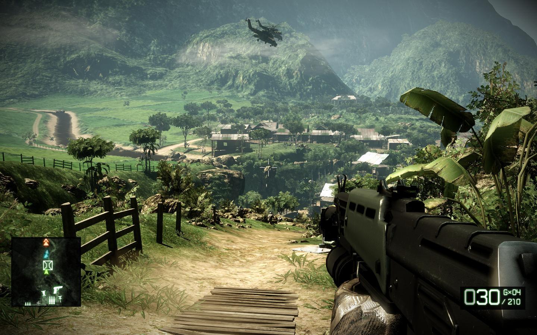 La otra review de Battlefield: Bad Company 2[Análisis]
