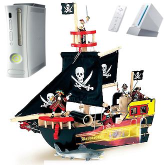 La piratería azota España durante el 2009