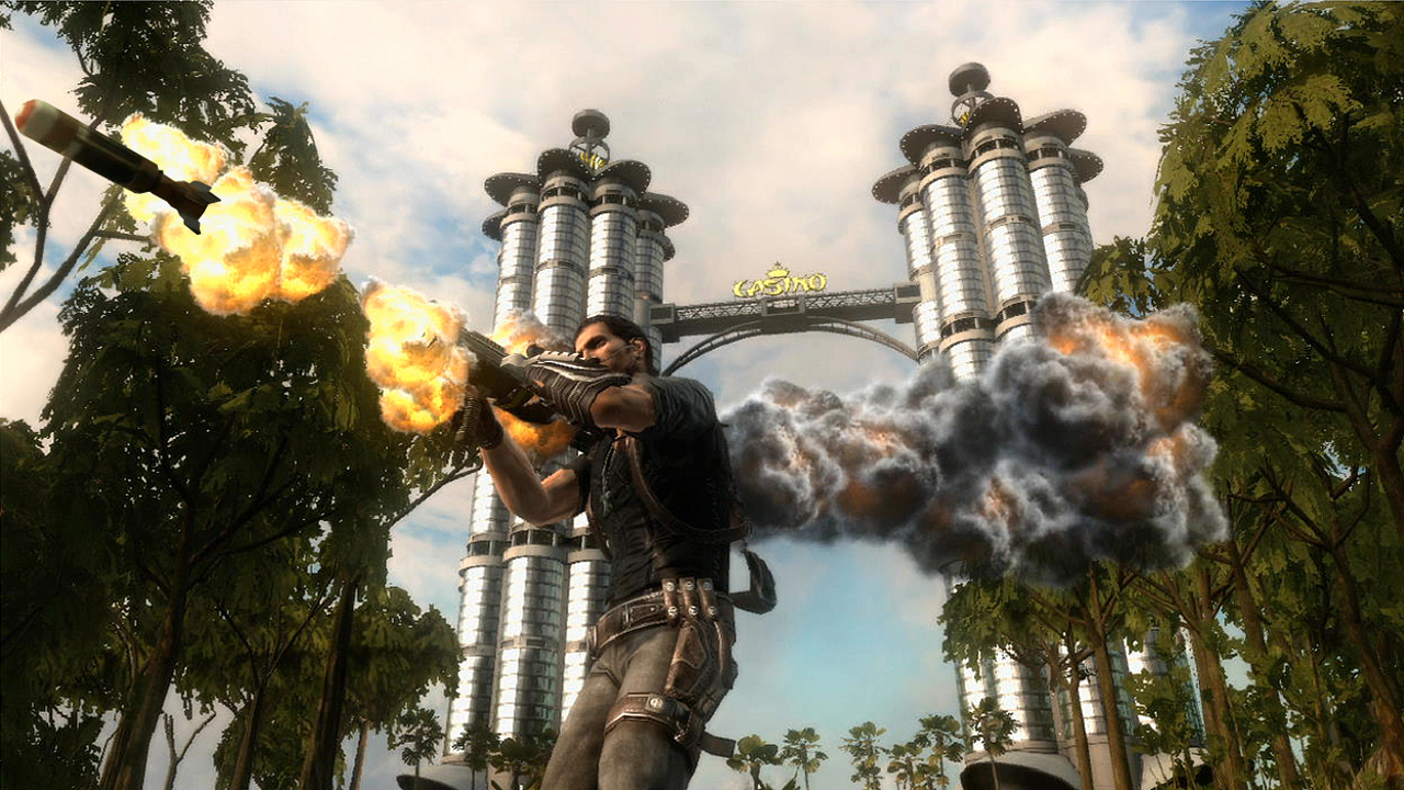 Just Cause 2 y sus estadisticas... [Idioteces]