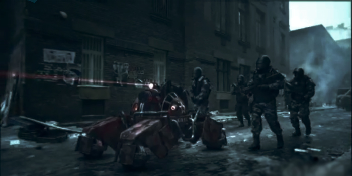 Tom Clancy's Ghost Recon Future Soldier tendrá un Cortometraje