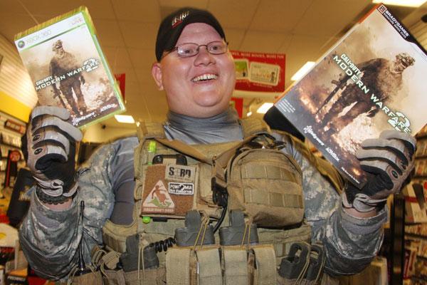 Problemas en el lanzamiento del Stimulus Pack de Modern Warfare 2.