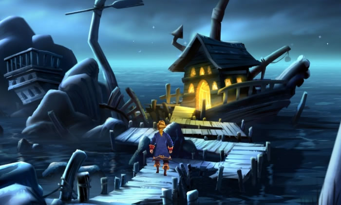 Monkey Island Special Edition 2, la venganza de LeChuck en Jai Definichon™