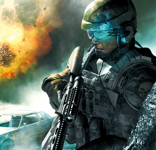 Espectacular trailer de Tom Clancy's Ghost Recon Future Soldier