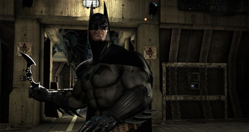 Los planos de Arkham City en Batman: Arkham Asylum [Spoiler Alert]
