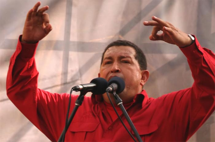 El Presidente Chavez es descubierto jugando World of Warcraft [Golpes de Estado Mamones]