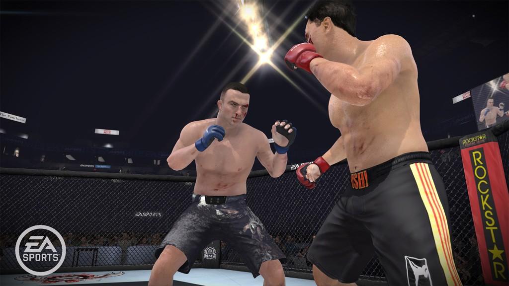 Nuevo Trailer de EA Sports MMA nos llena de Adrenalina!!