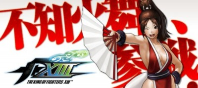 the King of Fighters XIII; algunos detalles y personajes