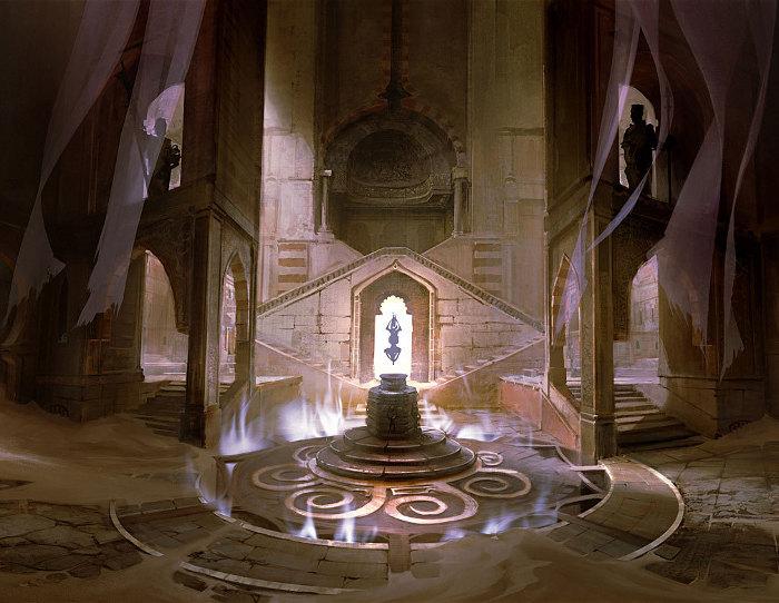 Prince of Persia: the Forgotten Sands; imagenes in-game del Diario de Desarrollo #1 [Video]
