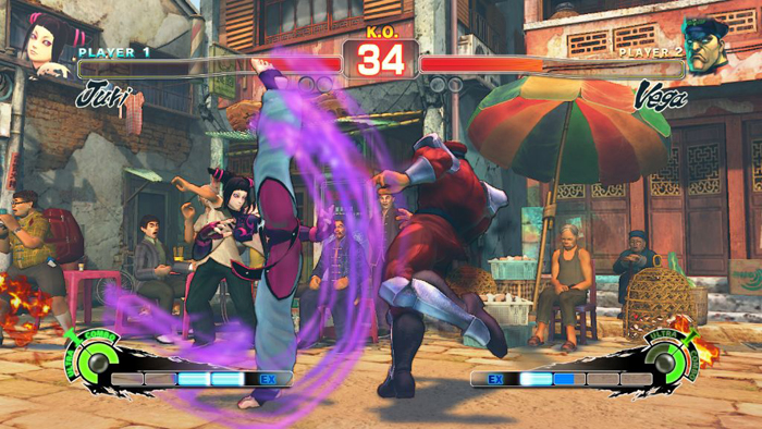 Nuevo Trailer de Super Street Fighter IV