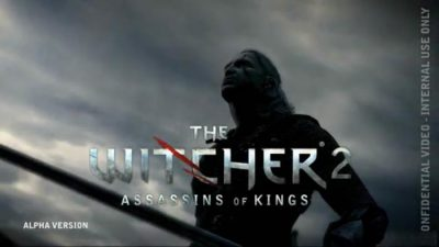 Nuevo trailer de The Witcher 2 te invita a pre-ordenarlo