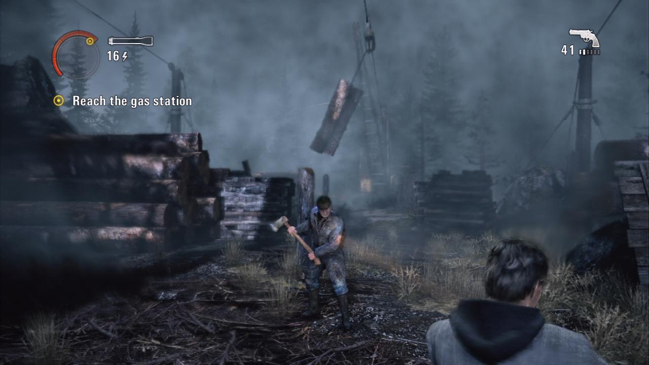 Más screenshots de Alan Wake nos abren aún más el apetito [Screens]