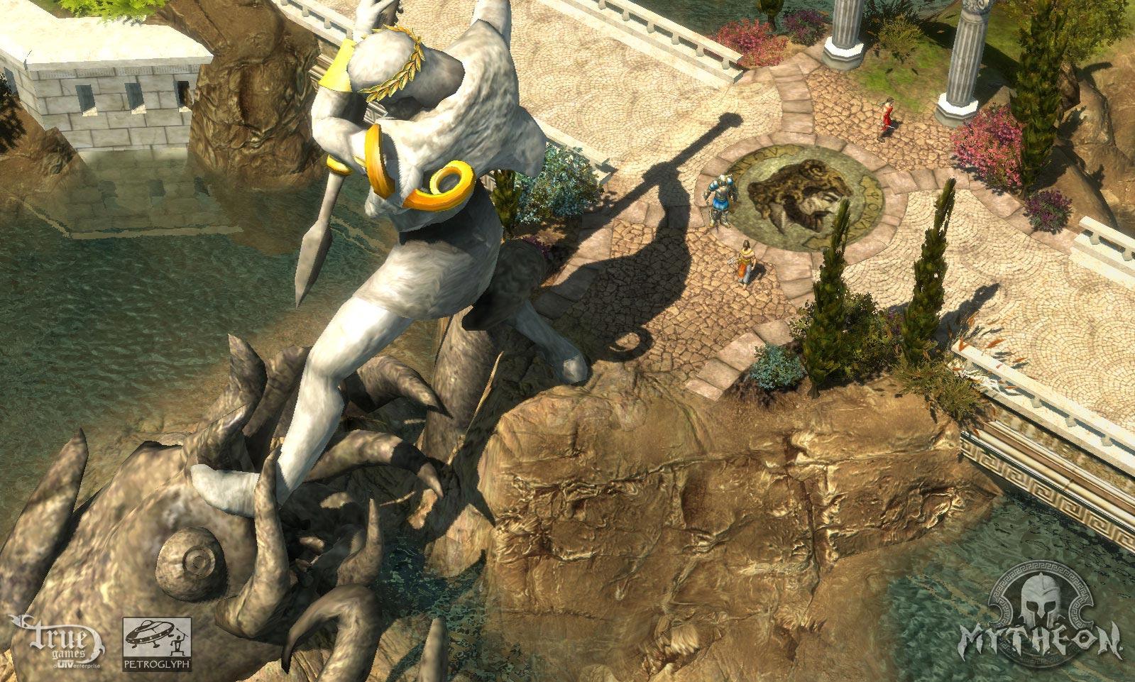 Mytheon: un Action RPG que por ahora es gratis, entra en Beta Abierto [Screenshots con la galería arreglada!]