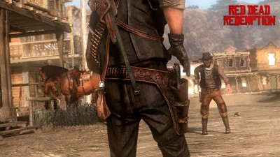 Red Dead Redemption Screenshot Detalles