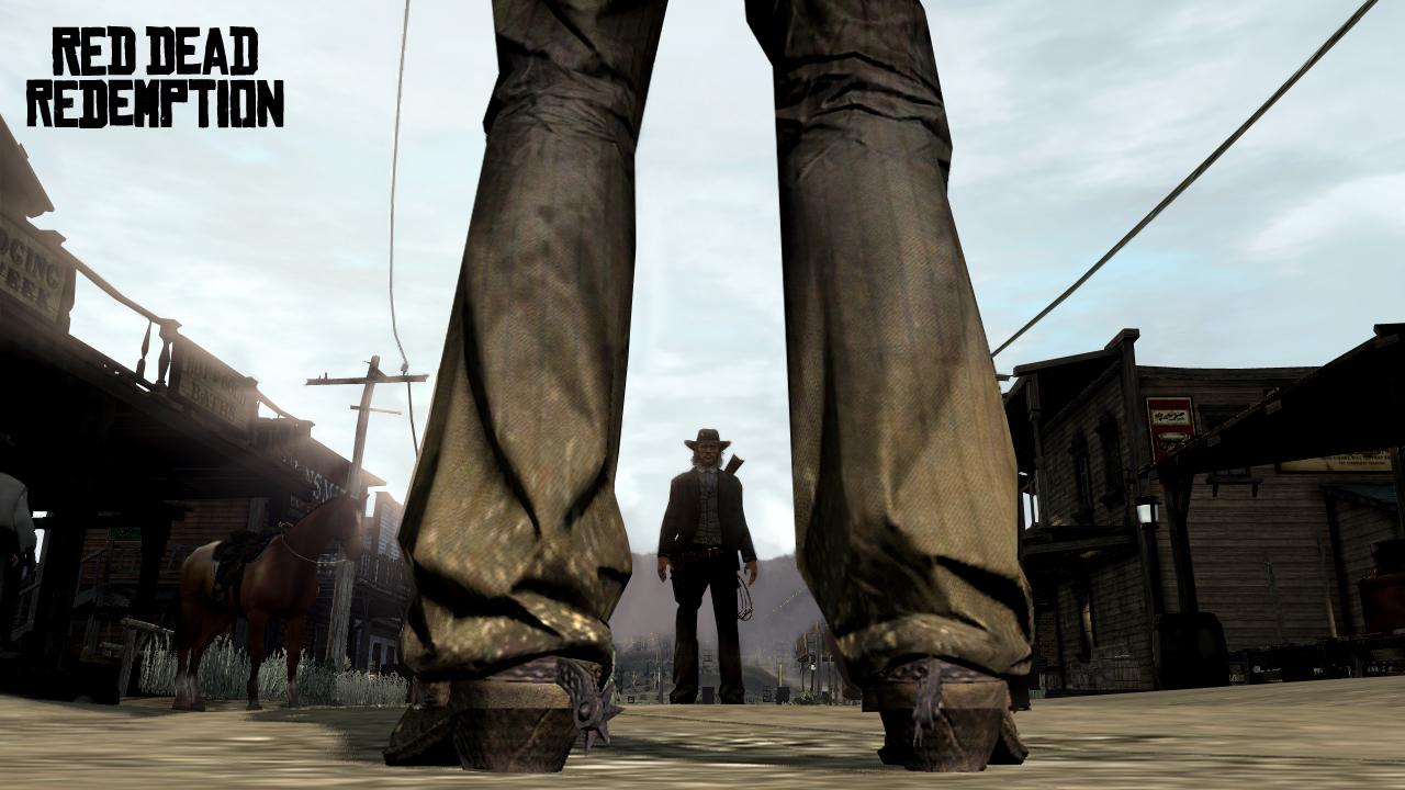 Red Dead Redemption: trailer de la Revolución [hype padrisimo].