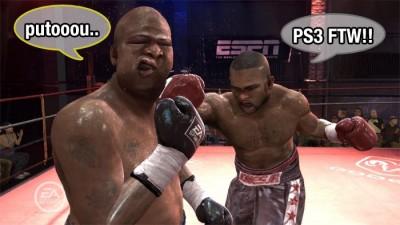 PS3 vs 360