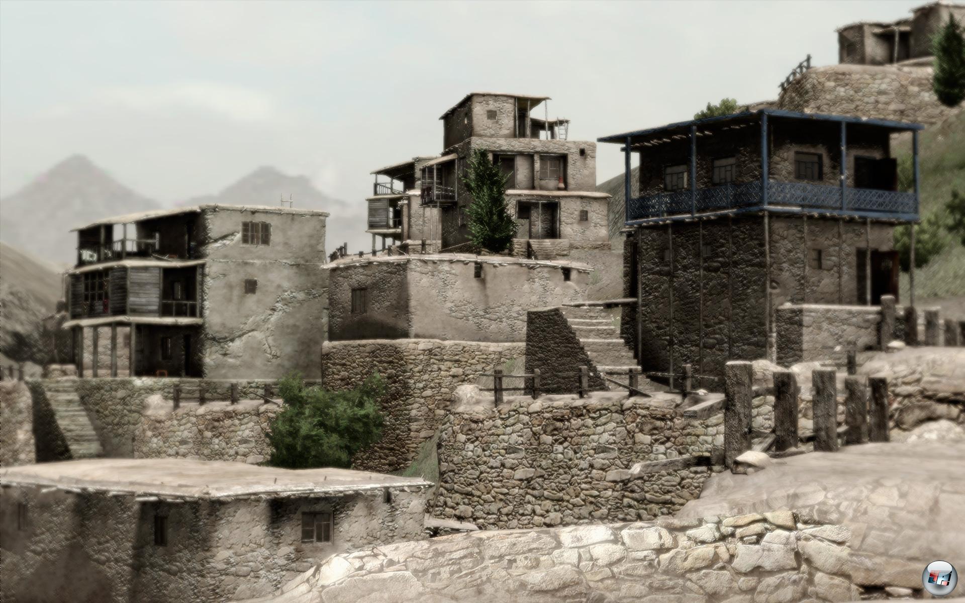 Como crear un pueblo Afgano en 3 clicks [ArmA 2: Operation Arrowhead]