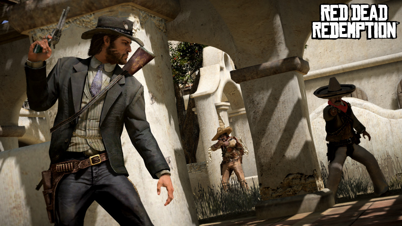 JAJAJA amé este nuevo trailer gameplay de Red Dead Redemption [Videazo!]