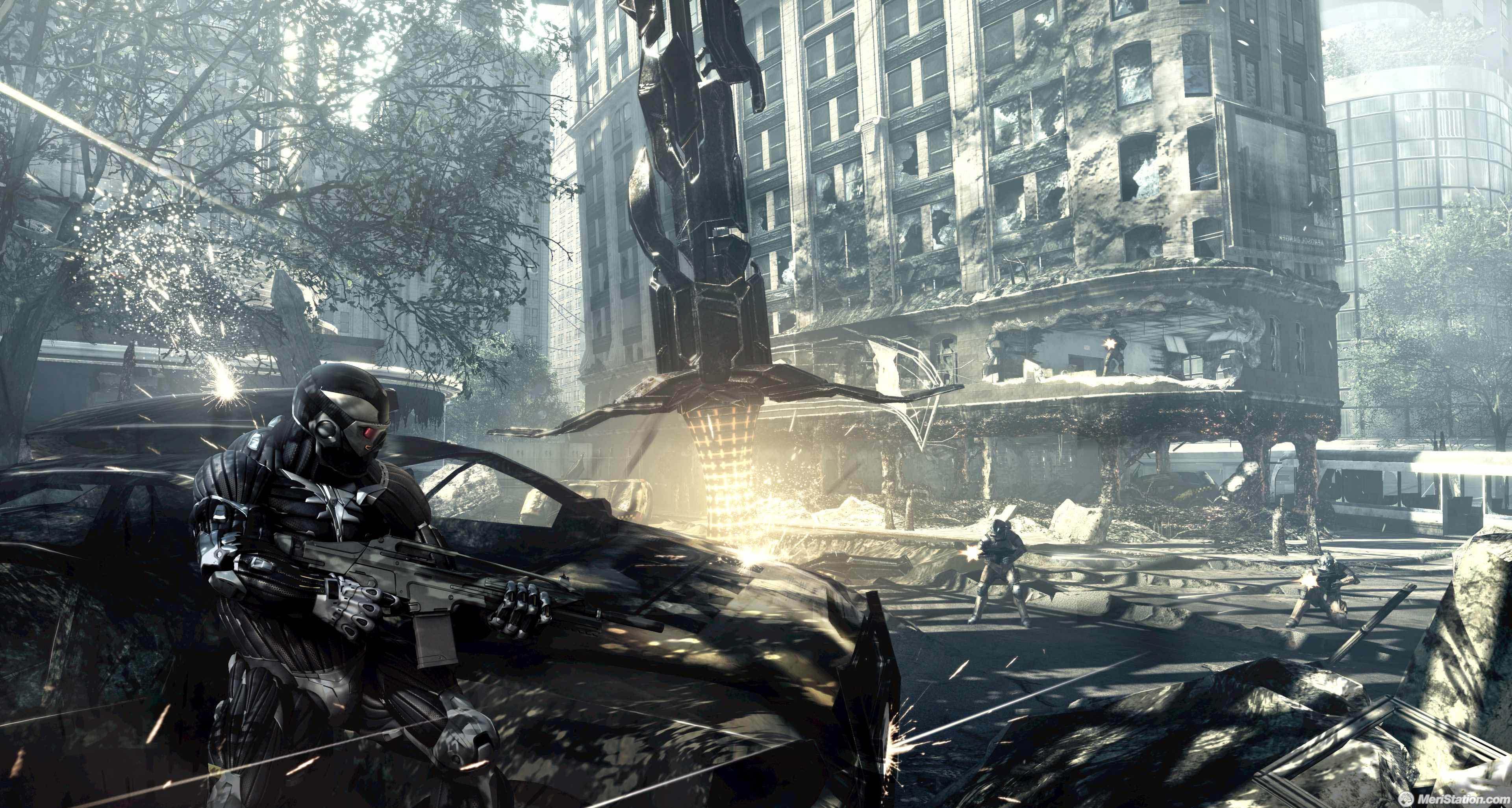 Crysis 2 en consola parecía imposible [Opinión y Debate]