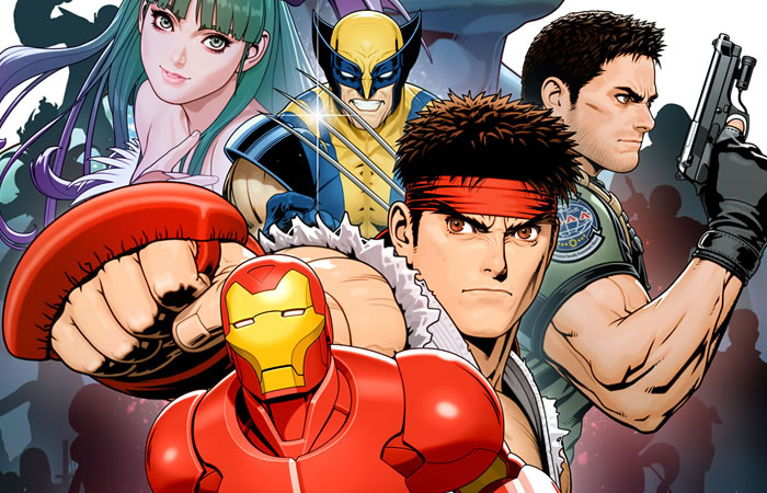 Marvel Vs Capcom 3, el modo online sera simple al principio [más videos]
