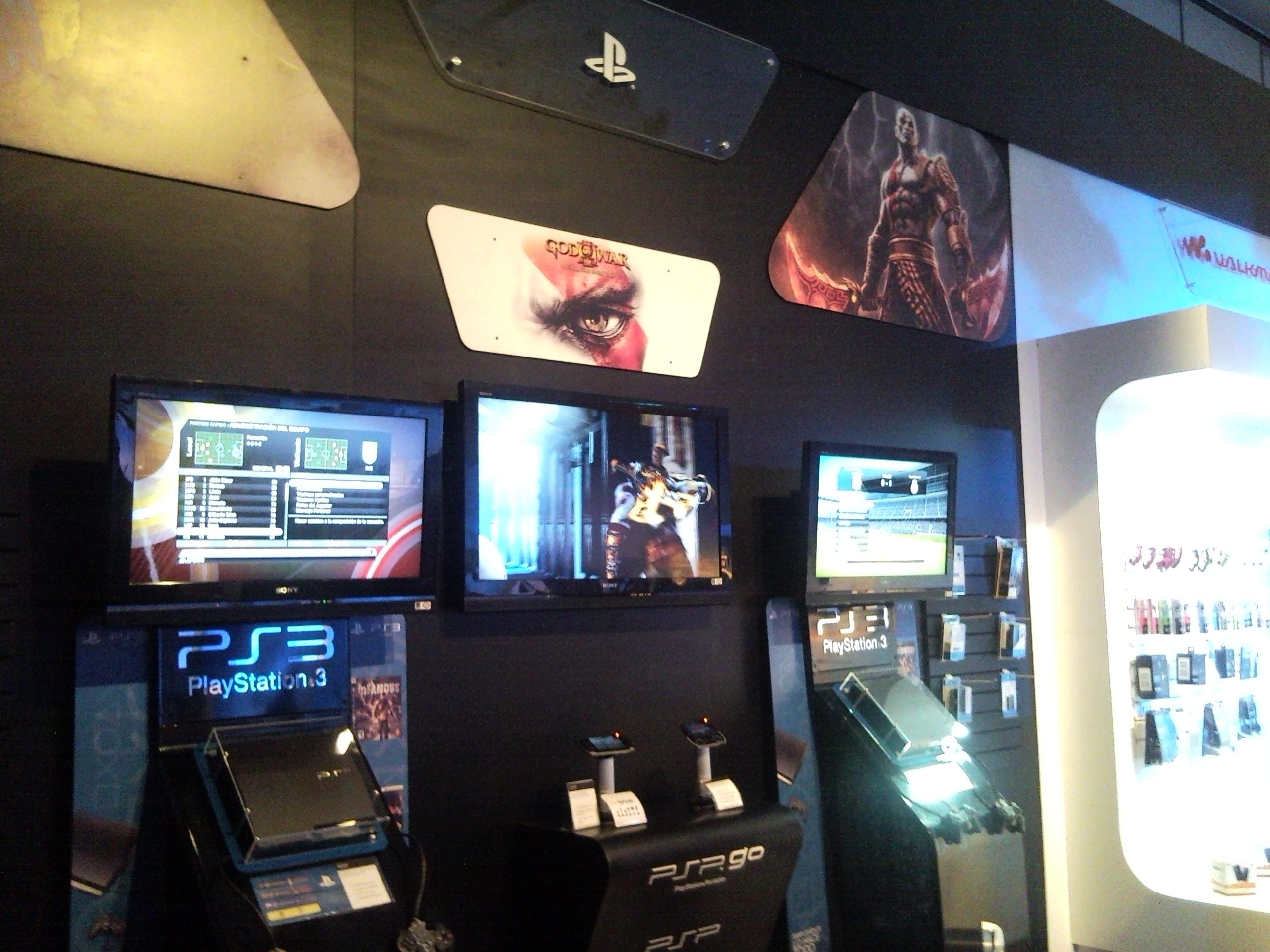 Esto fue Sony Open House 2010 [Paseo en imágenes]