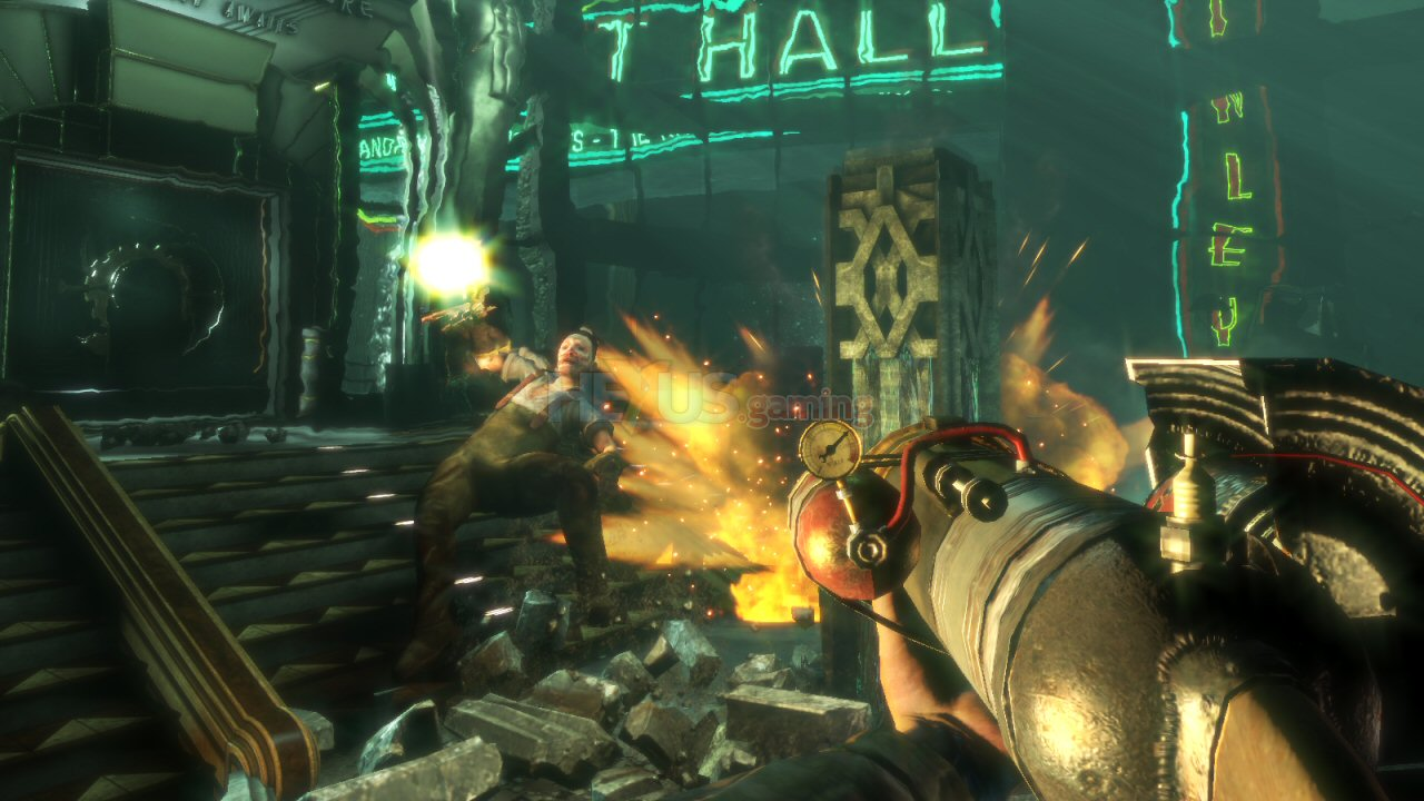 Bioshock 2: nuevo DLC Multiplayer ya disponible [Trailer]