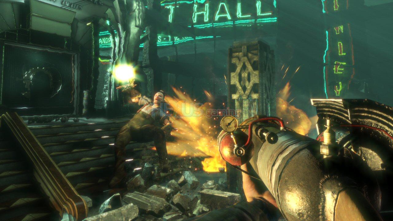 Bioshock 2: nuevo DLC Multiplayer ya disponible [Trailer]