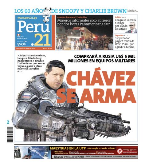 Gears of Venezuela