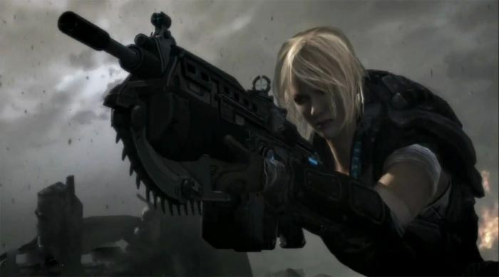 Ya es oficial: Gears of War 3 [Trailer]