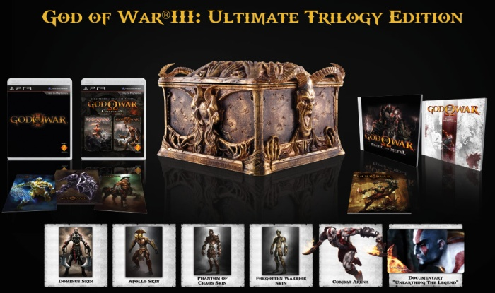 God of War Trilogy Soundtrack GRATIS AHORA NAO!!