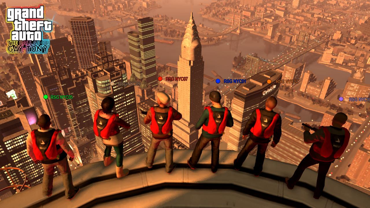 Nuevo parche de Grand Theft Auto IV [GTA IV v1.0.6.0]