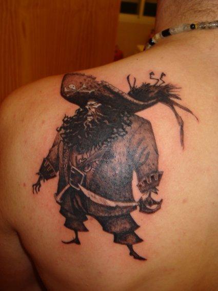 lechuck tatoo