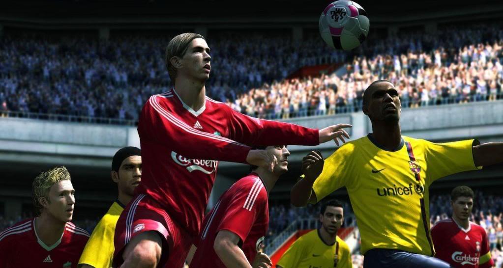 Konami lanza DLC gratuito para Pro Evolution Soccer 2010 y lo deja al día [NICE!]