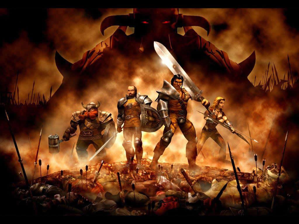 Reviviendo Clásicos Bajo la Influencia: Blade Edge Of Darkness [En video]