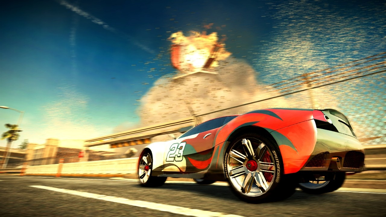 Split/Second Demo disponible en XBLA
