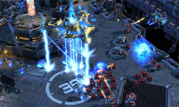 GameStop dando acceso a la Beta de Starcraft 2 si pre-ordenas [Deals]