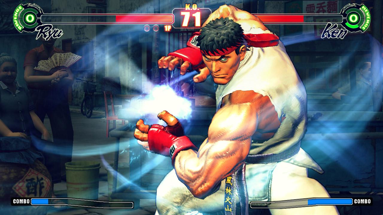 Super Street Fighter IV con precio reducido [OMG!]