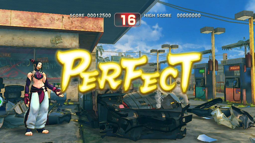 Spot de TV de Super Street Fighter IV nos ordena pre-ordenar NAO [Video]