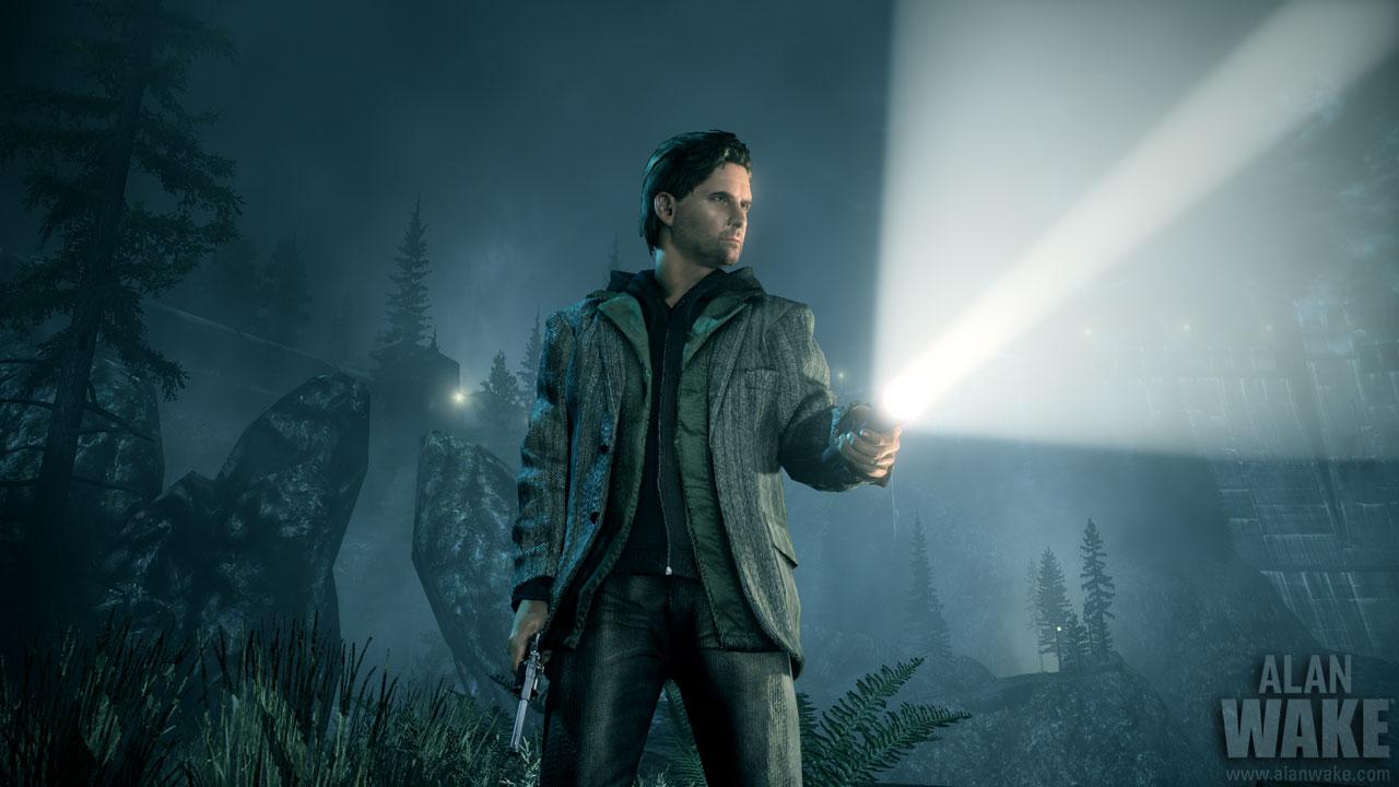 Impresiones: Alan Wake, el crossover entre el cine y los juegos [Vista Previa DE VERDAD!]
