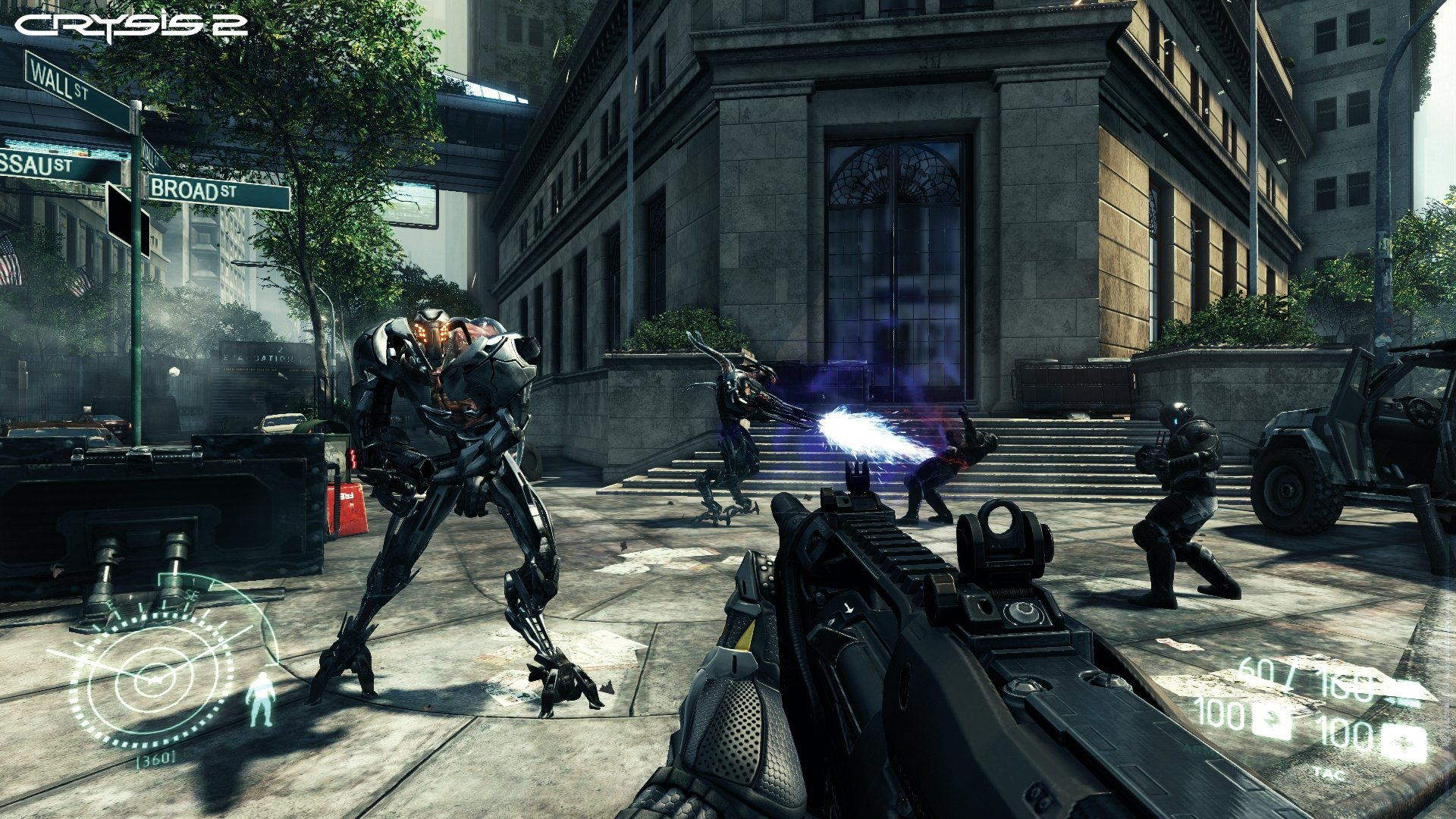 Póngale nota: Dos screenshots ingame de Crysis 2 [3... 2... 1... FIGHT!]